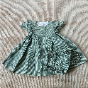 Bonpoint dress with matching bloomers